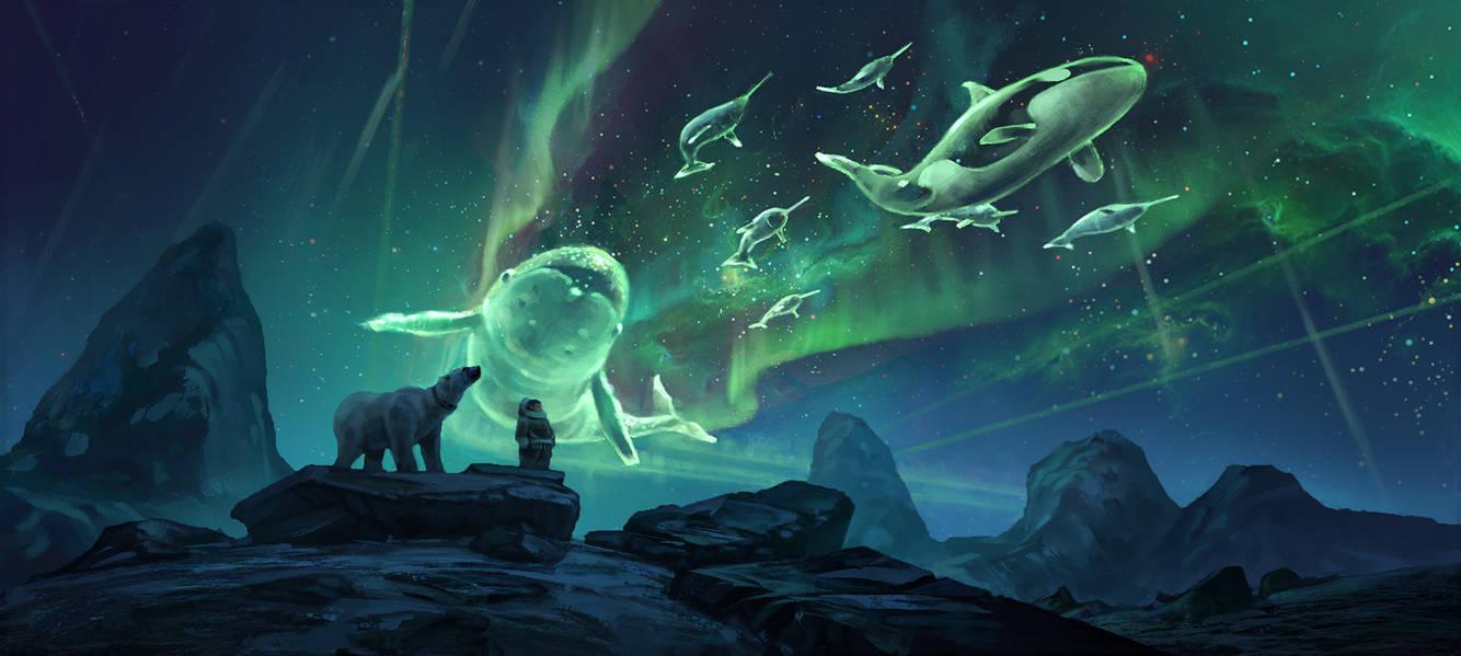 INUKSUK: Aurora