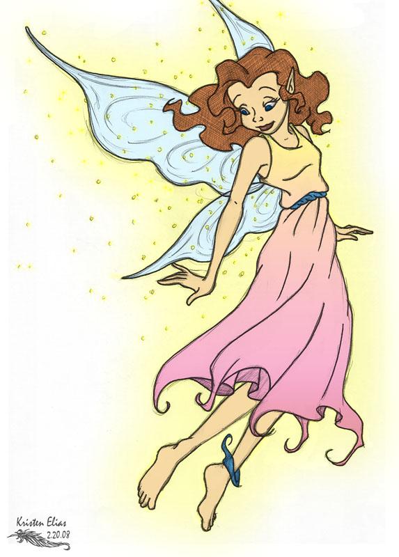 Disney Fairies Rora By Keah On Deviantart