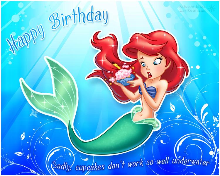 Mermaid Birthday Quotes. QuotesGram