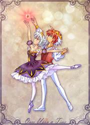 Once Upon a Time - A Princess Tutu Gender Swap