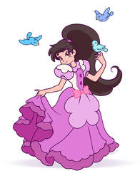 Disney Princess Marco Diaz by Keah