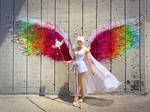 Sailor Cosmos by Keah
