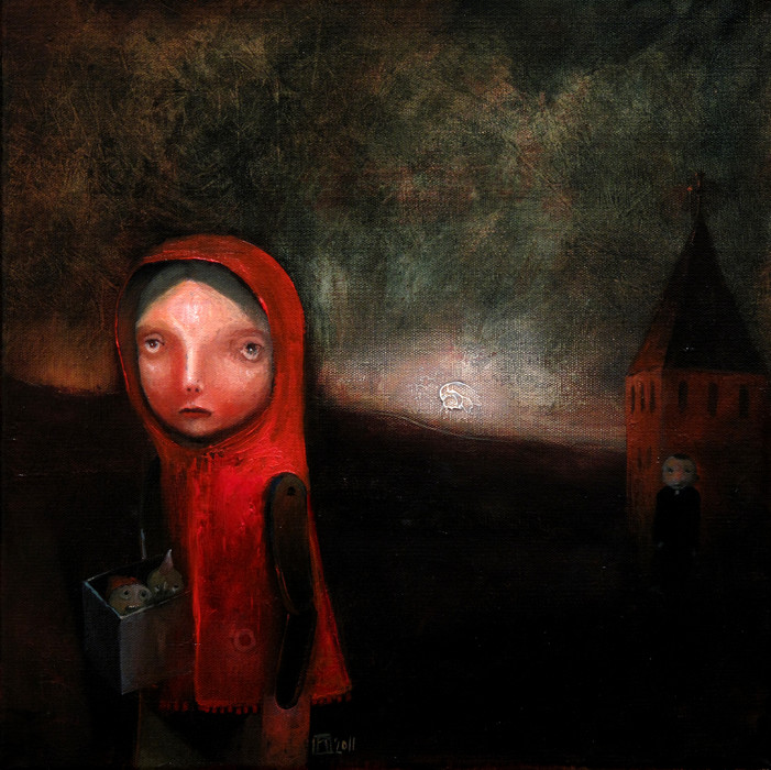 Little Red Riding Hood by Wersalka