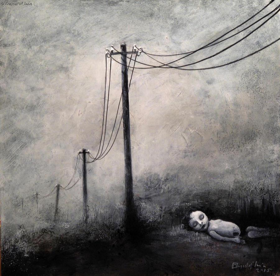 Black Dahlia by Wersalka
