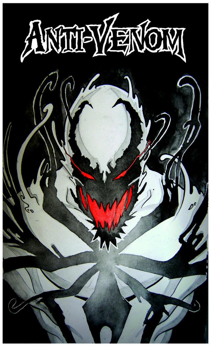 ANTI-VENOM SPIDERMAN by Anti Venom Face Paint