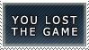 You Lost The Game by booboo7