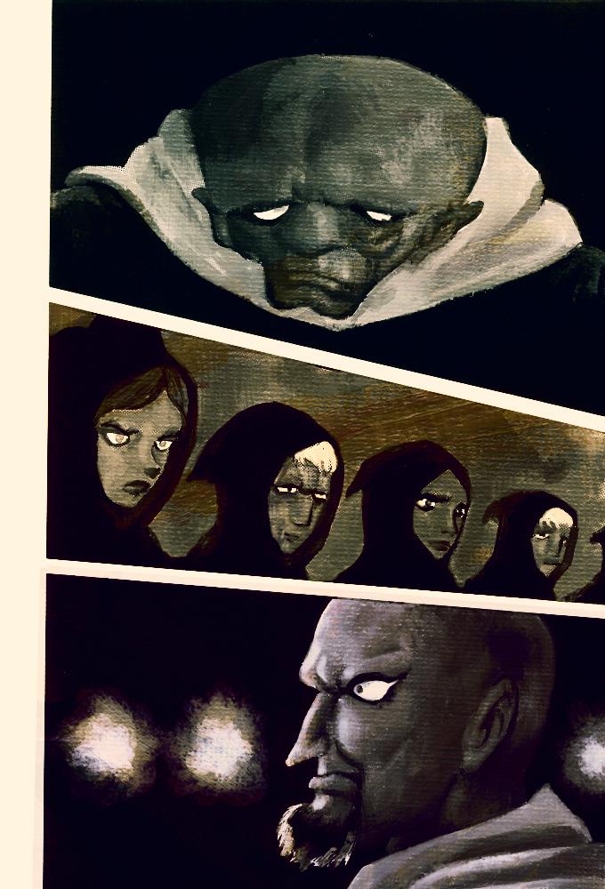 Mao Dante page 172 by shutendogi