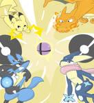 Poke-Smash