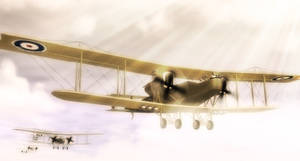 The Mighty Handley Page