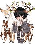 the deer prince by Creepyschoolgirl