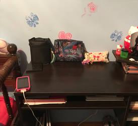 my art desk