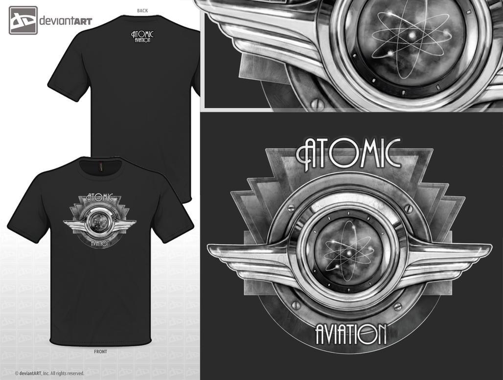 atomic aviotion by blancaJP