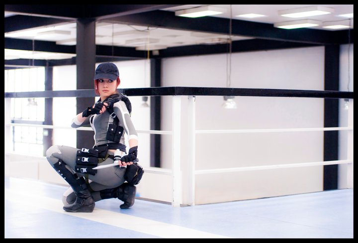 Jill Valentine 3 by nyumexico