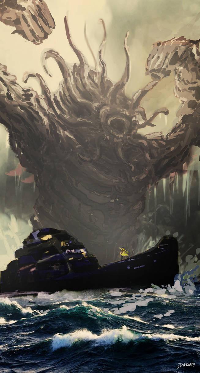 Kraken encounter