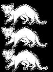 Ferret lines