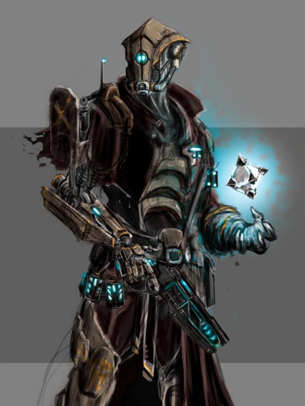 warlock by CarterDoody on DeviantArt