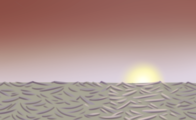 Mellow Waves by Maijenne
