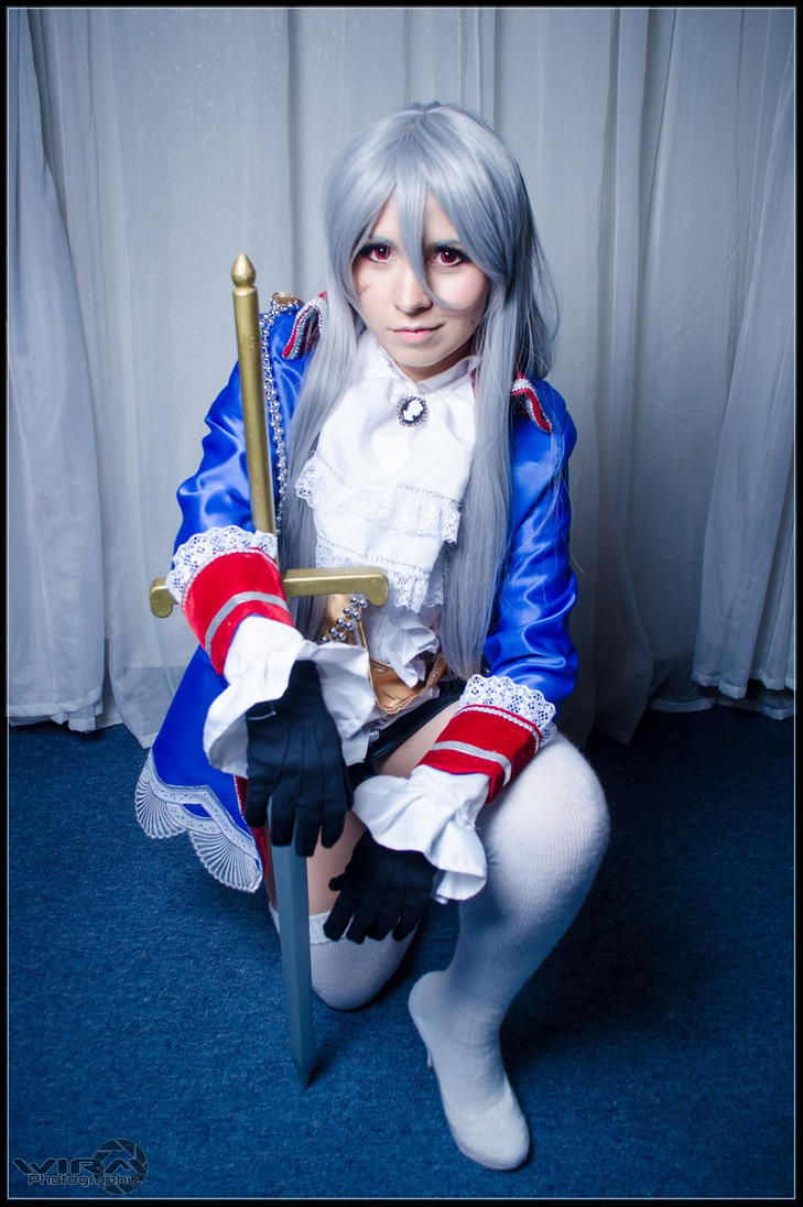 I'm the awesome Prussia II by SanctusIX