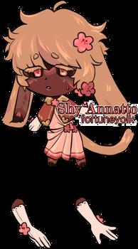 [Adopt] Shy Annatto
