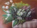 Bodego Pastel - Flors 001 - Bodego de flors