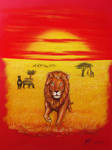 El rei lleo by arualmk