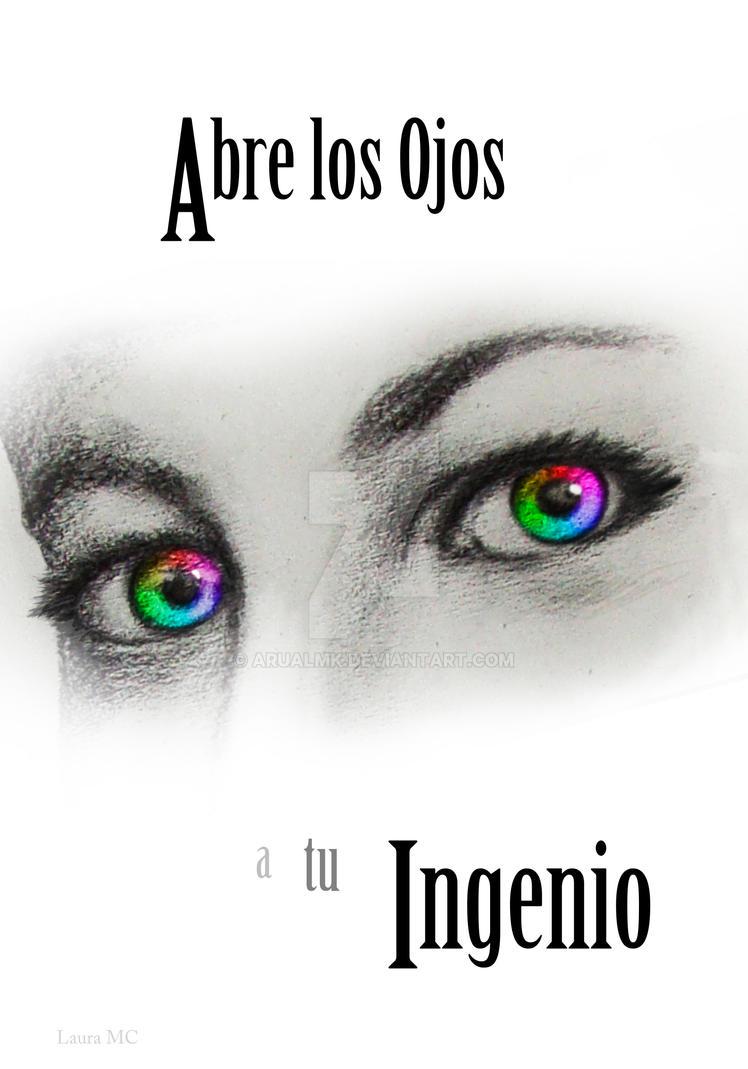Cartell PC - 007 - Abre los Ojos by arualmk
