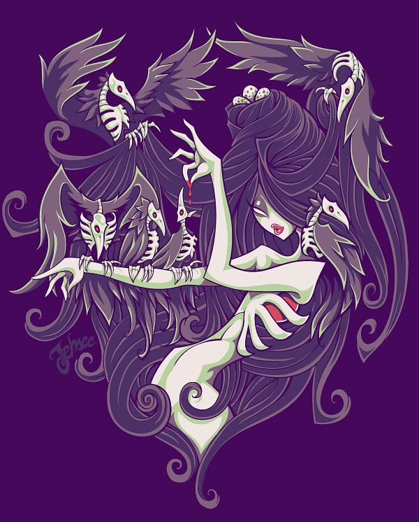 Ravenous by nosredna1313