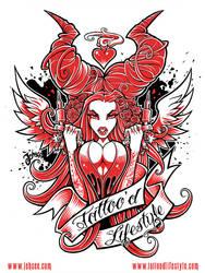 Tattoo'd Lifestyle by nosredna1313