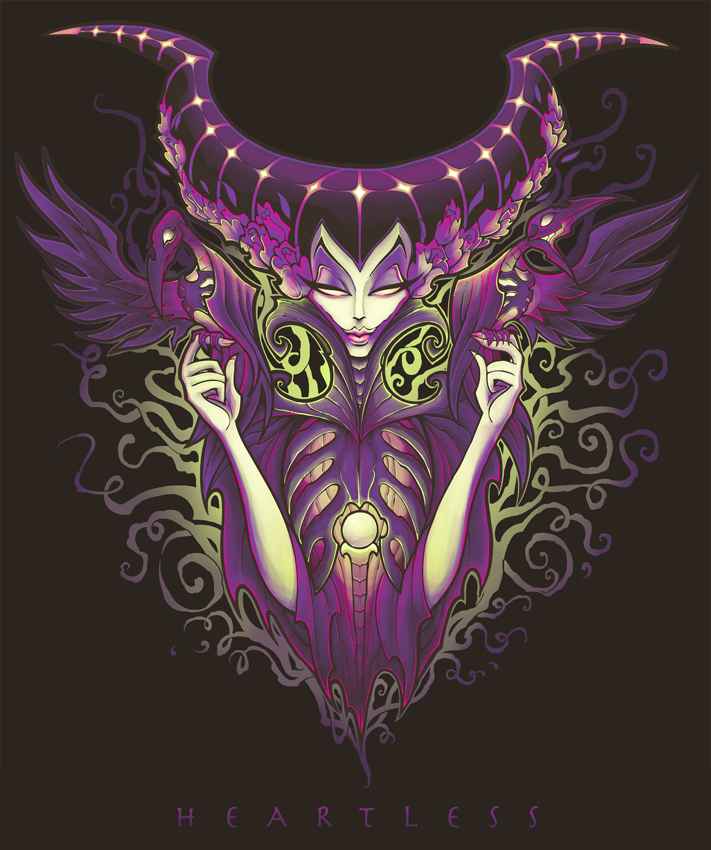 Maleficent: Heartless by nosredna1313