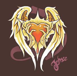 Sacred Heart by nosredna1313