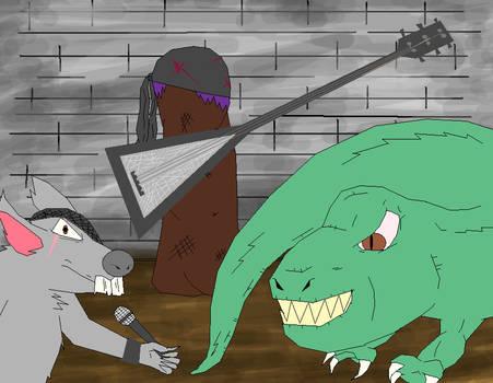 Micah Rat band