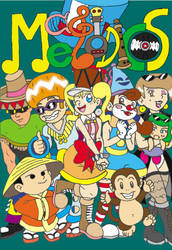 Capa do Fanzine by Osmariobro