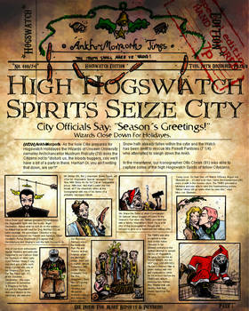 A-M Times Hogswatch Special