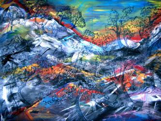 Insanity Grove by spydersbane