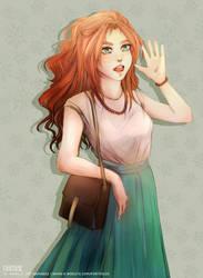 Hey, you! by Nama-e