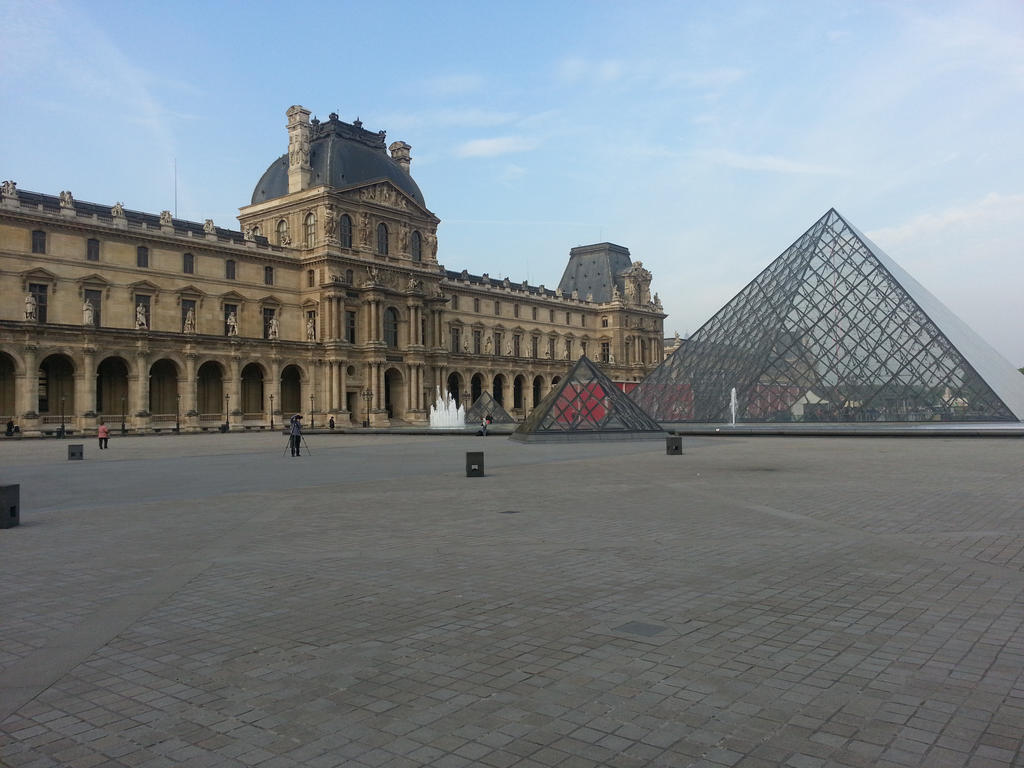 The Louvre by Nindo64