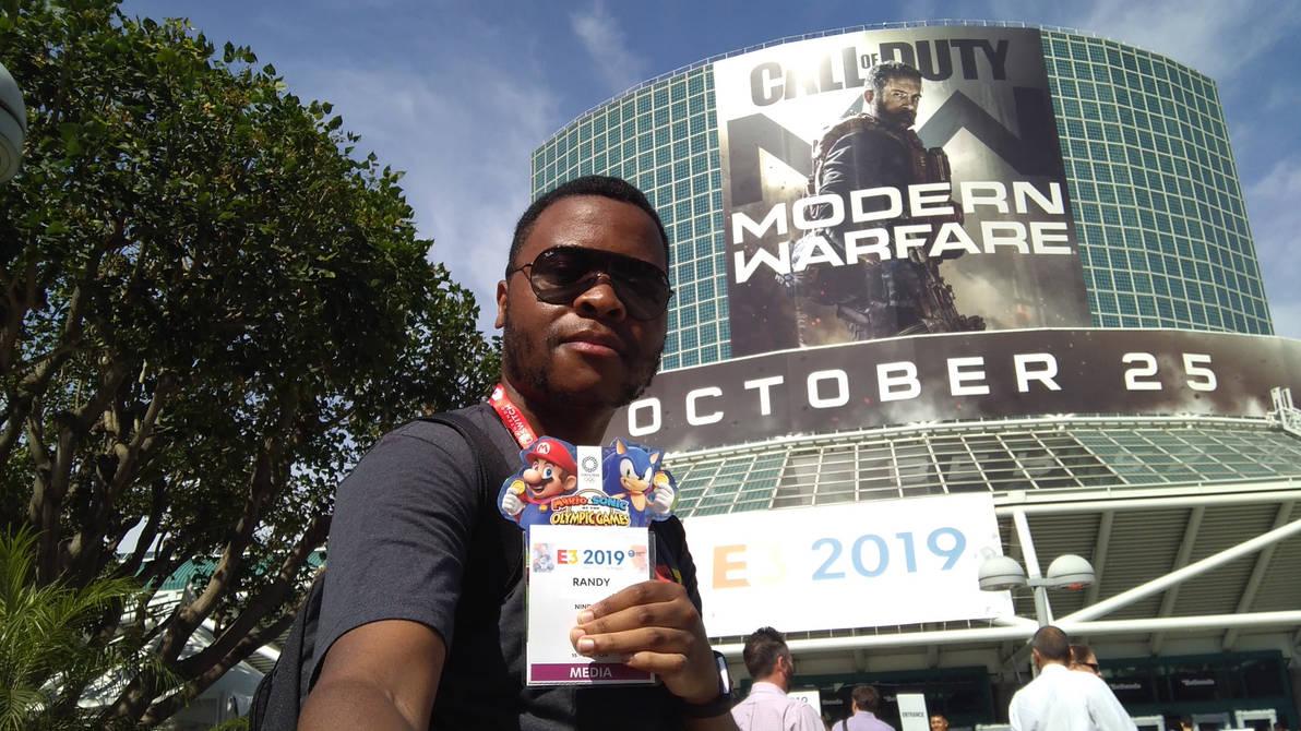 E3 2019 - Convention Center #1