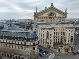Paris - Galeries Lafayette rooftop #2 (108Mpx)