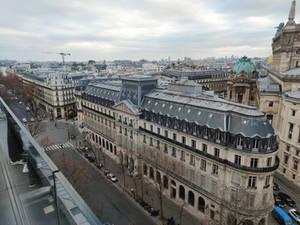 Paris - Galeries Lafayette rooftop #3 (108Mpx)