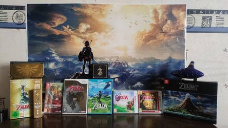 Zelda 35th - Collection