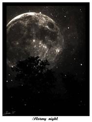 Stormy night by Weezy-Works