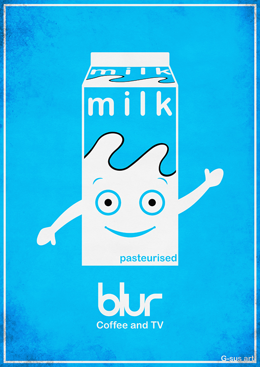 Blur Coffee And Tv Album