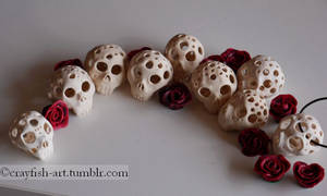 Skull collection by Pythiadelphie