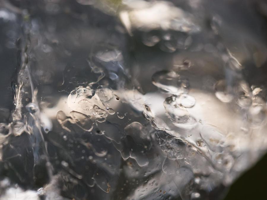 Waves Of Winterlight by Pythiadelphie