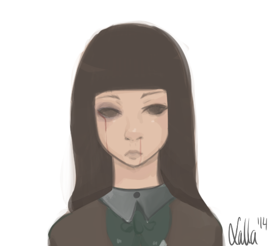 Schoolgirl by Katarii1222