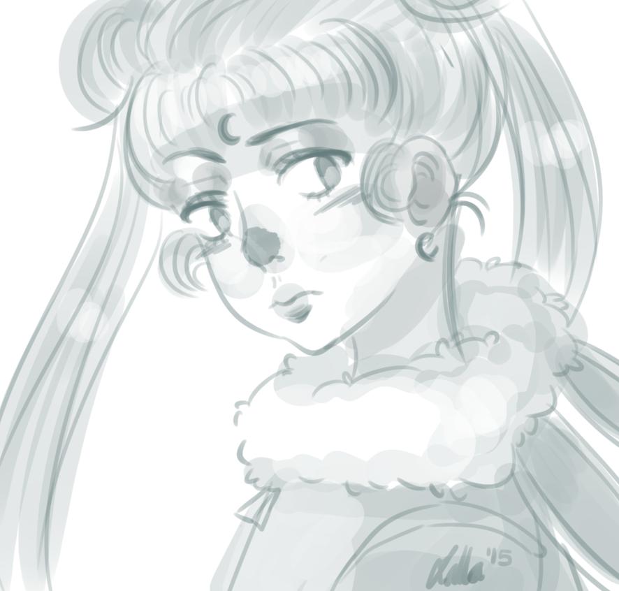 Sailor Mun by Katarii1222