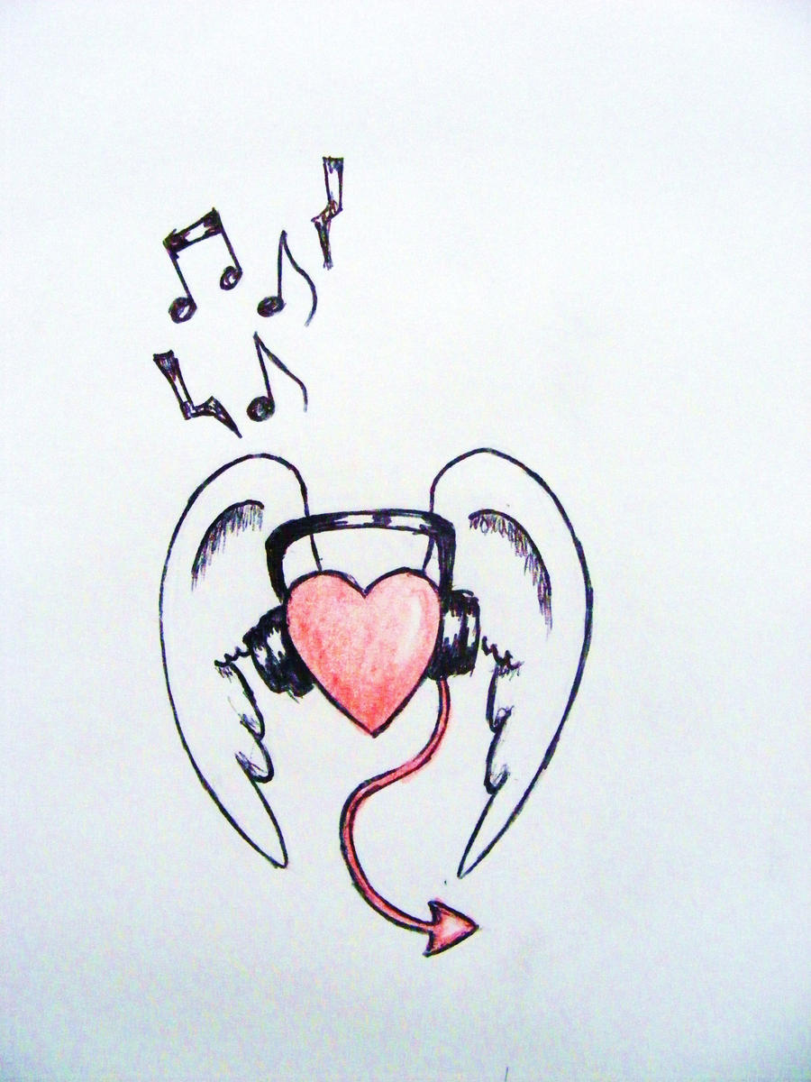 Music Love by ilazen
