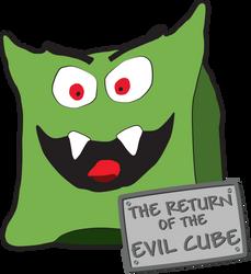Return of the Evil cube by GreenPotatoMasher