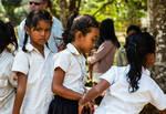 Kids At School 1 - Cambodia by Stuartf