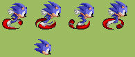 Sonic Advance 1 Running S1 Style